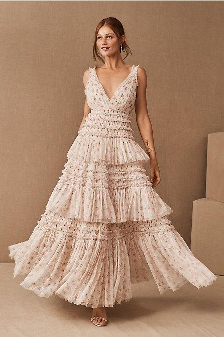 Needle & Thread Candice Bijou Dress