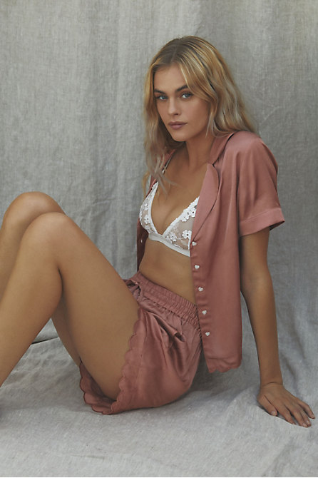 BHLDN Juniper Pajama Set