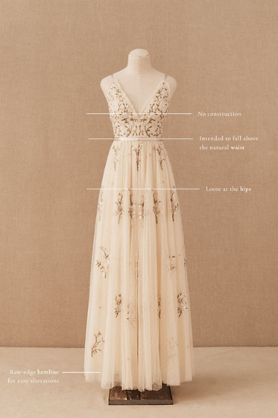 View larger image of Needle & Thread Petunia Gown