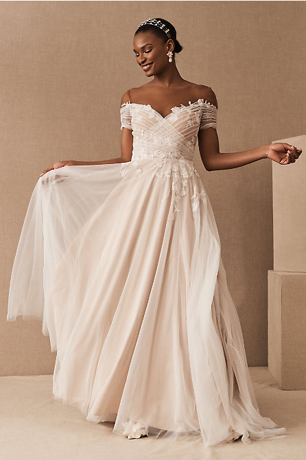 Willowby by Watters Katara Gown