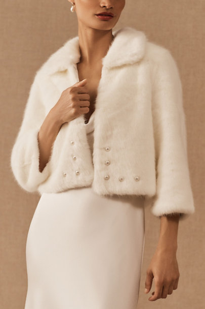 View larger image of Unreal Fur Precious Jacket