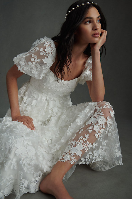 Willowby by Watters Lilia Gown