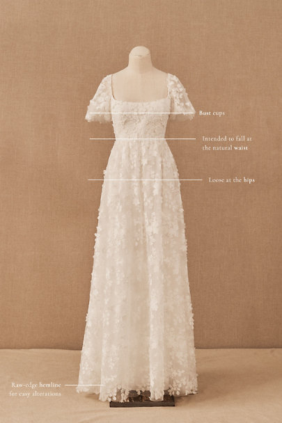 View larger image of Willowby by Watters Lilia Gown