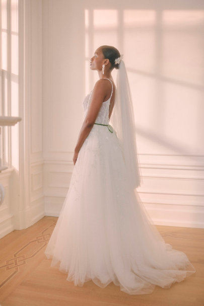 View larger image of Watters Serafina Gown