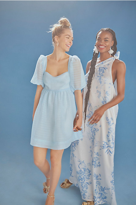 BHLDN x Free People Alaine Dress