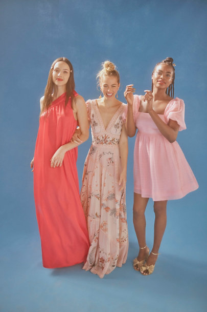 View larger image of BHLDN x Free People Alaine Dress