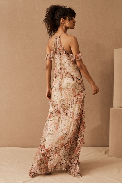 View larger image of BHLDN Therese Floral Maxi Dress