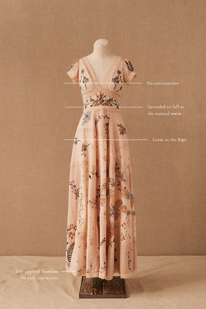 View larger image of BHLDN x Free People Siena Dress