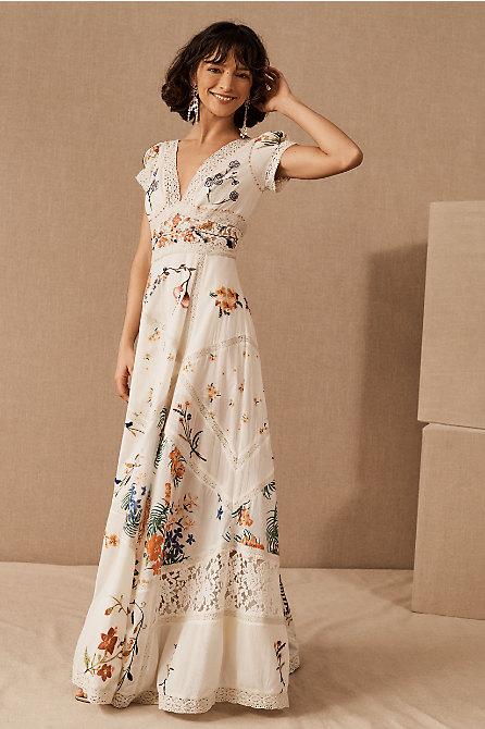 BHLDN x Free People Siena Dress