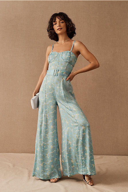 BHLDN x Free People Elyssa Jumpsuit