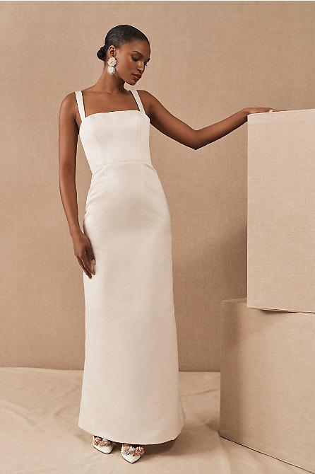 BHLDN x Amsale Olympia Gown
