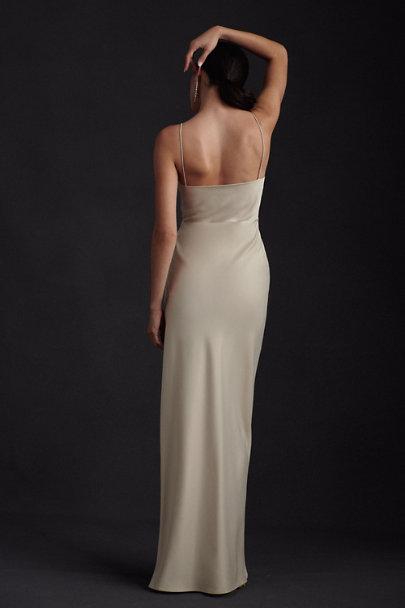 View larger image of Freya Satin Charmeuse Dress
