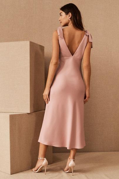 View larger image of Hudson Satin Charmeuse Dress