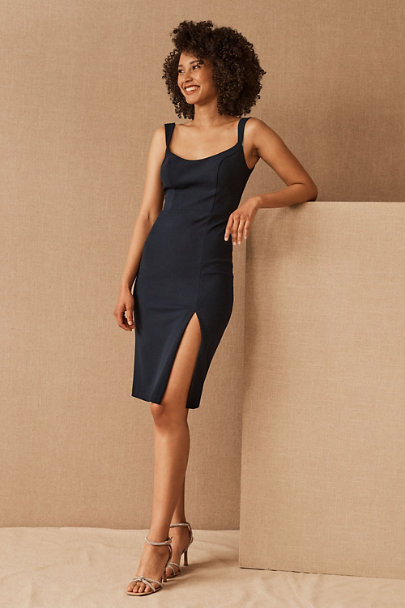 View larger image of Ana Crepe Midi Dress