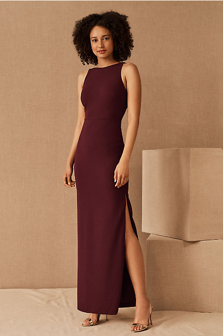 London Crepe Dress