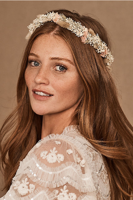 Calypso Preserved Flower Crown