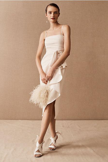 ML Monique Lhuillier Shay Dress