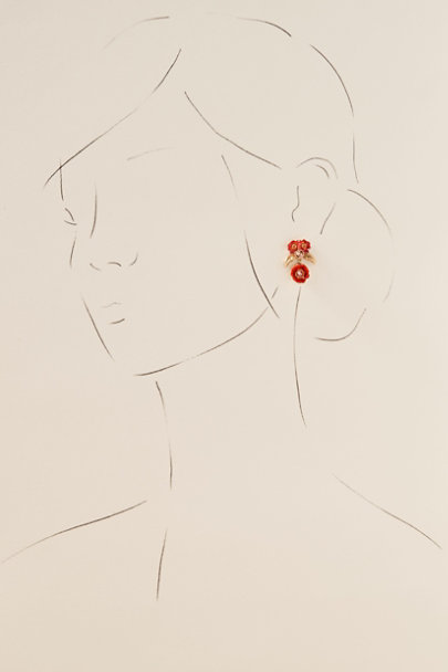 View larger image of Les Nereides Laina Earrings