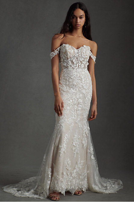 Wtoo by Watters Bettina Gown