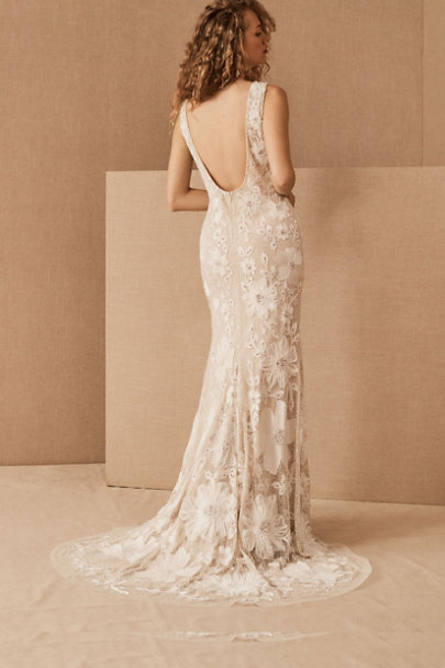 View larger image of BHLDN Lucia Gown