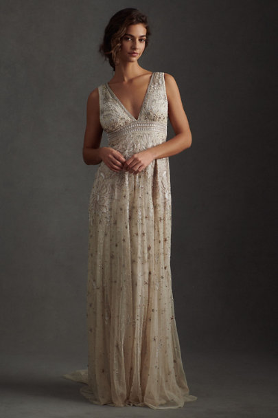 View larger image of BHLDN Laurel Gown