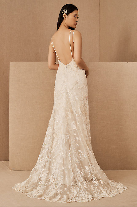 Jenny Yoo Collection Braylin Gown