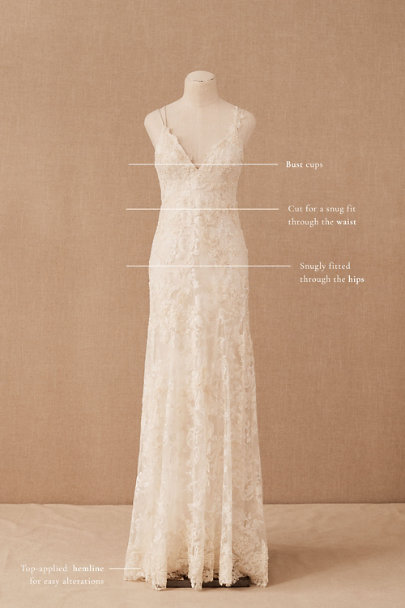 View larger image of Jenny Yoo Collection Braylin Gown