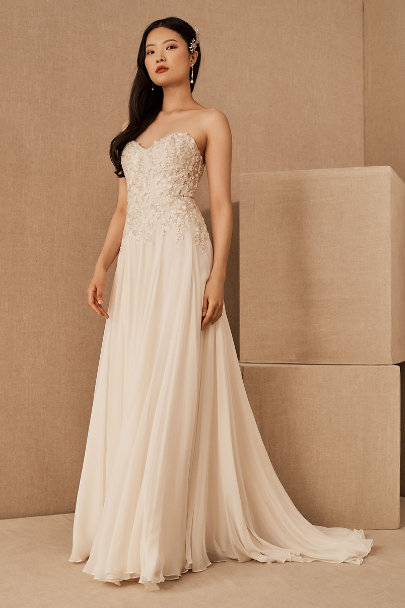 View larger image of Jenny Yoo Collection Marianna Gown