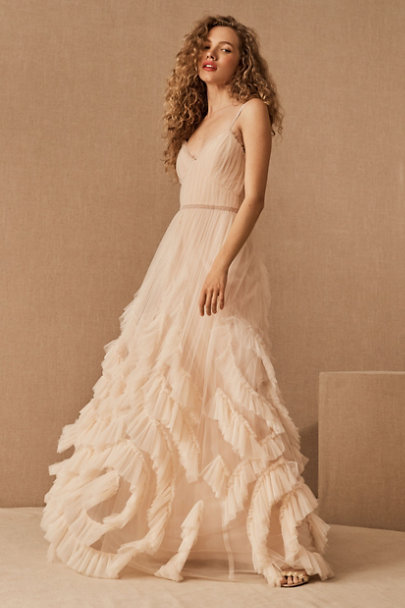 View larger image of Marchesa Notte Greer Gown