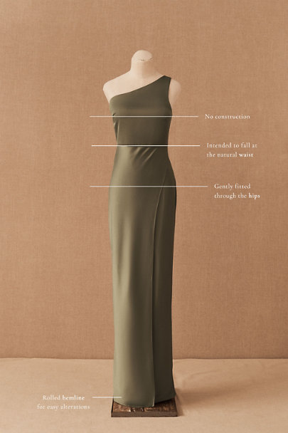 View larger image of Dylan Satin Charmeuse Maxi Dress