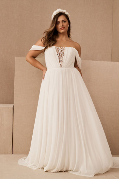 View larger image of Wtoo by Watters Ryder Gown