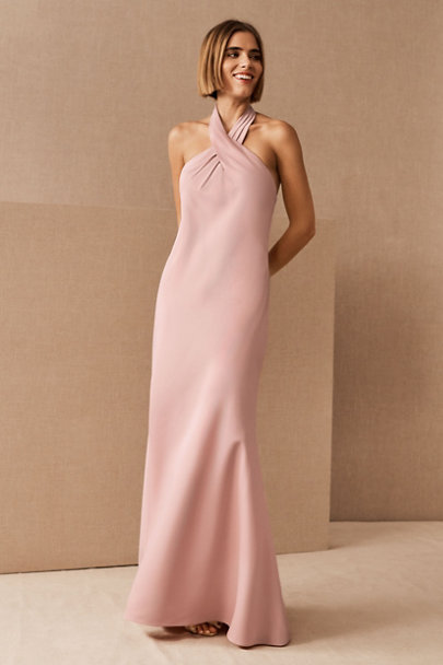 View larger image of Ruby Satin Charmeuse Dress