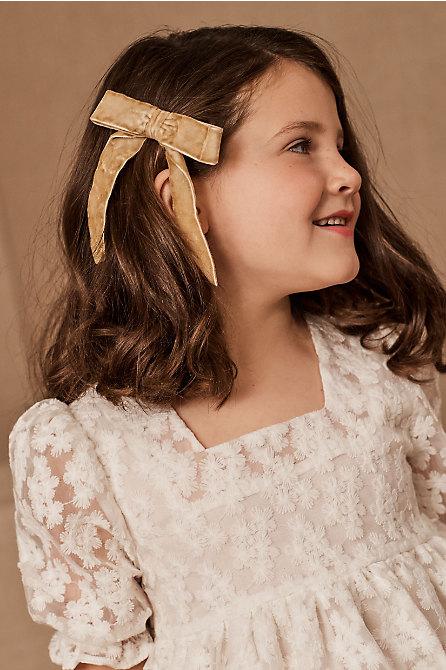 Toni Flower Girl Bow
