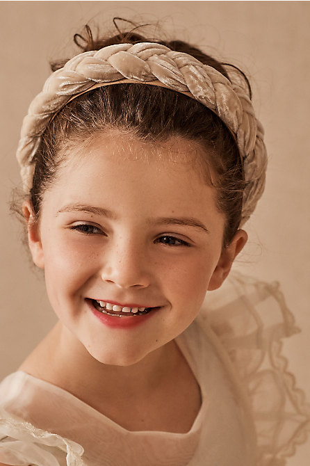 Alli Flower Girl Headband