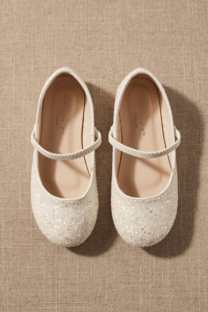 View larger image of Ridley Flower Girl Flats