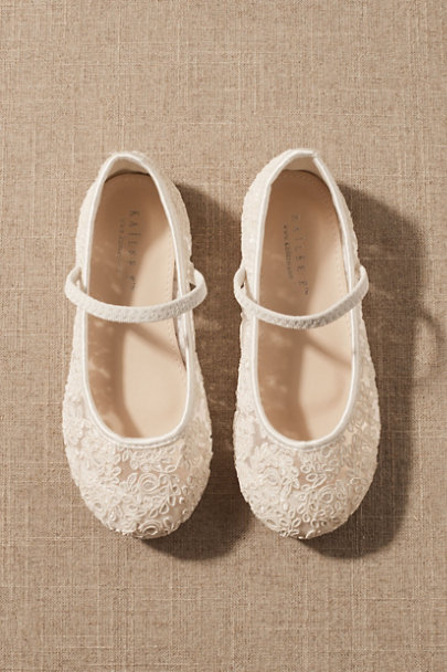 View larger image of Pas Flower Girl Flats