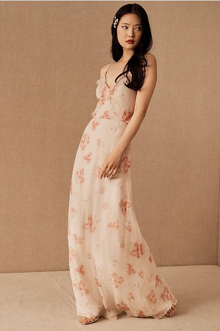 BHLDN Clare Dress