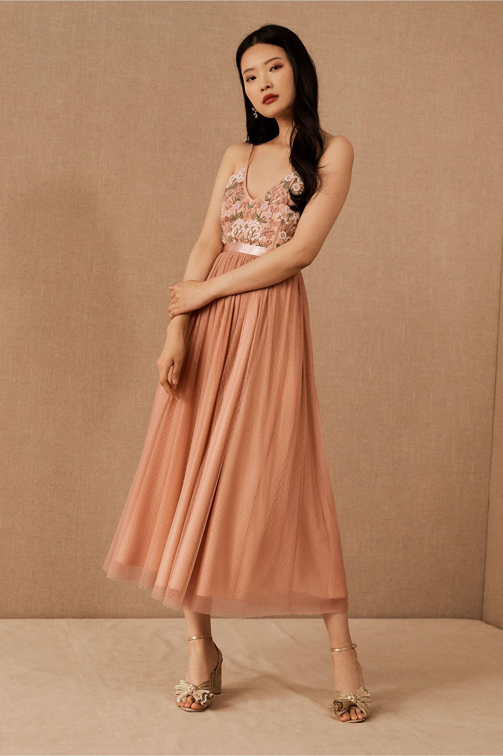 BHLDN Clementine Dress