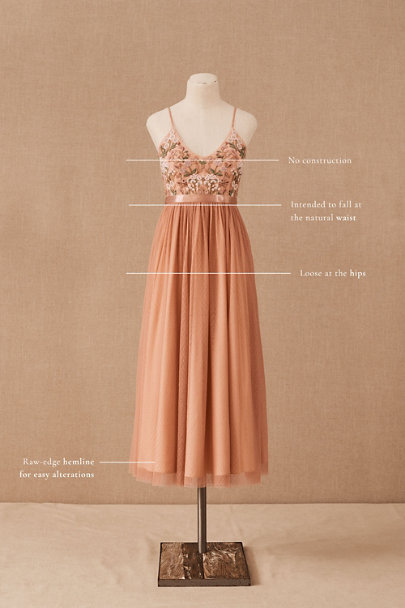 View larger image of BHLDN Clementine Dress