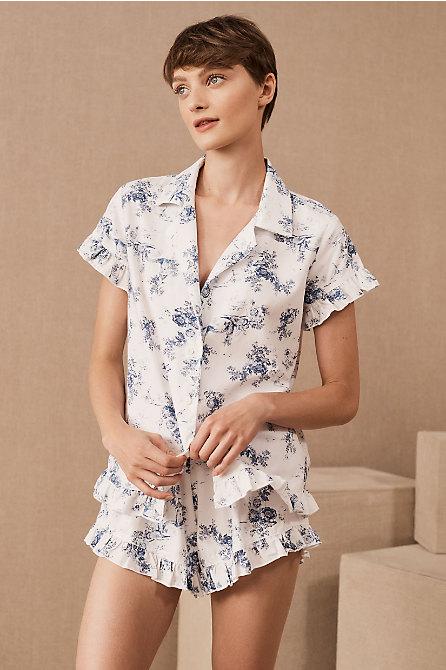 BHLDN Daylen Pajama Set