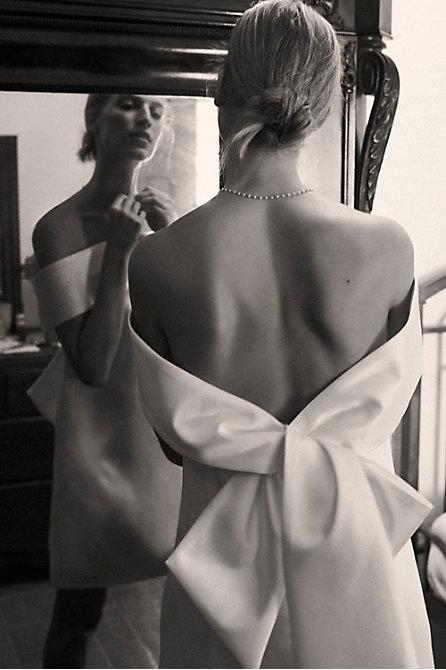 Amsale Alix Dress