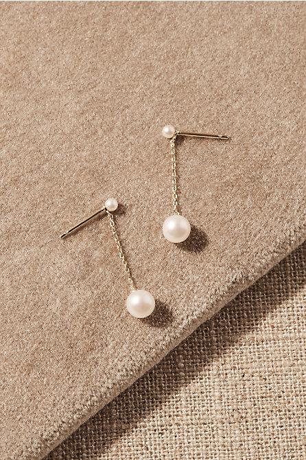 Zia 14k Gold Earrings
