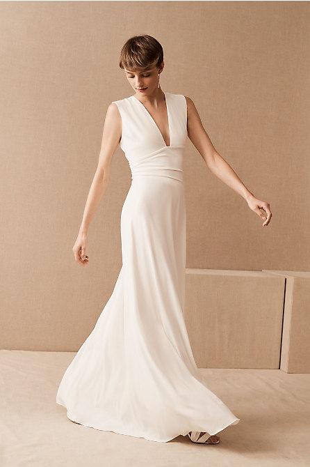 Halston Tory Dress