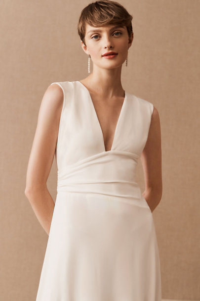 View larger image of Halston Tory Dress