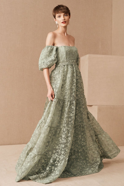 View larger image of Beatrice Organza Maxi Dress