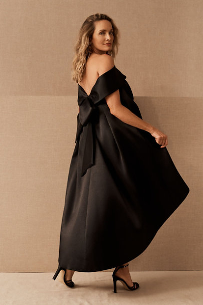 View larger image of Amsale Bowery Midi Dress