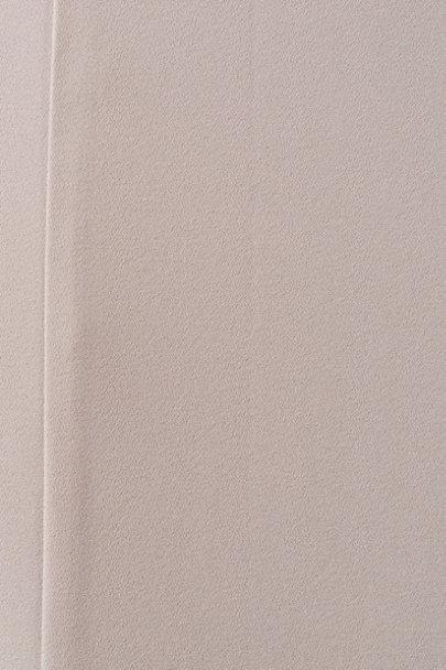 View larger image of Amsale Crane Cape Dress