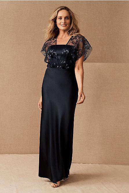 Amsale Janna Dress