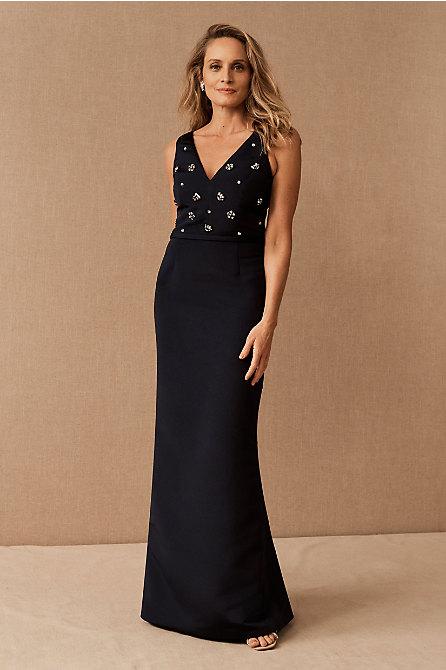Amsale Nia Dress