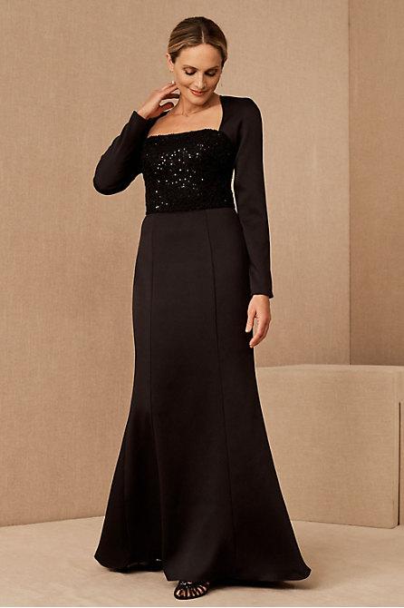 Amsale Farrah Dress